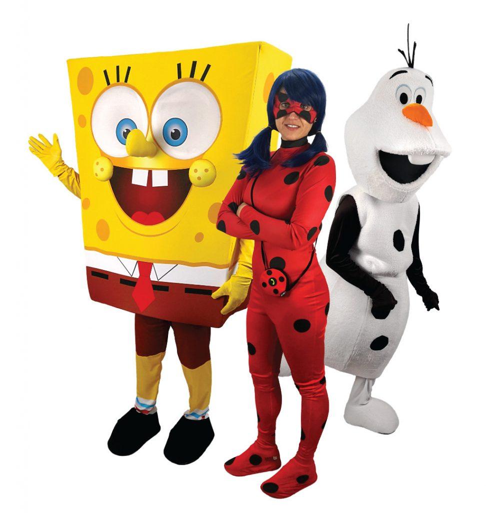 Маскот и парти костюми - Huxy Mascots