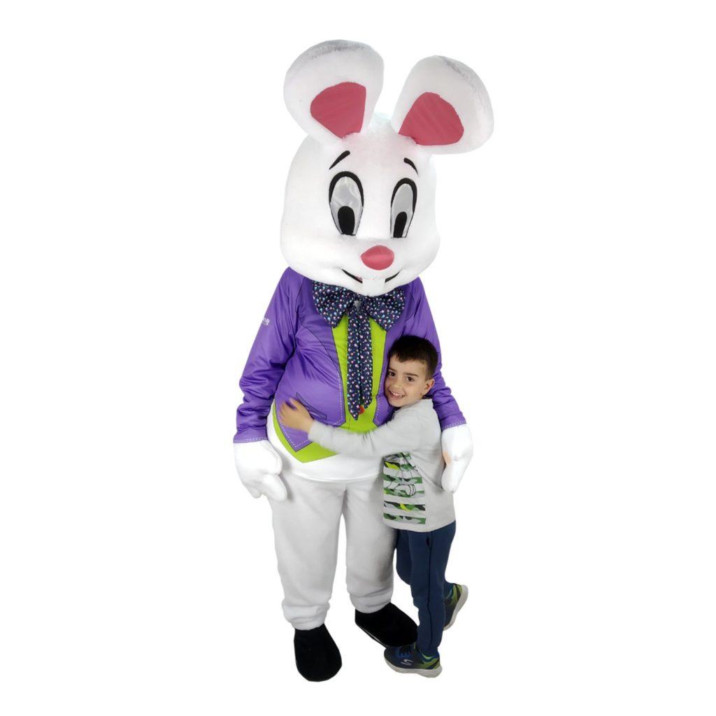 Костюм под наем Великденско Зайче