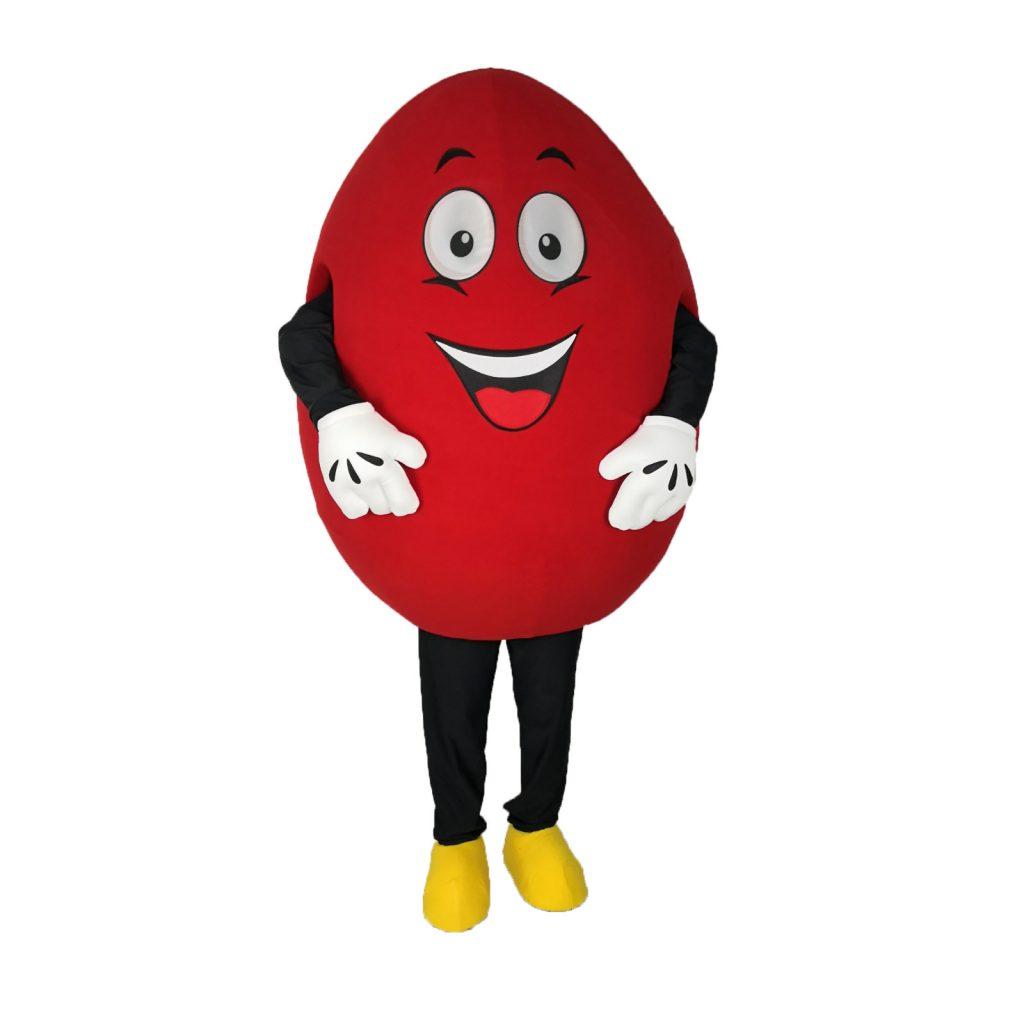 Костюм под наем Великденско яйце