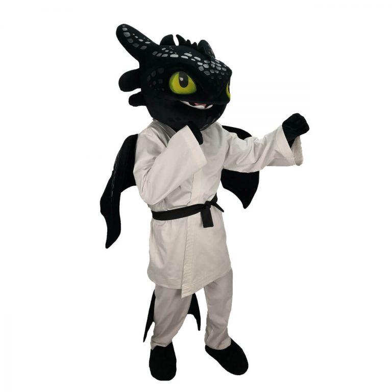 Маскот костюм Дракон