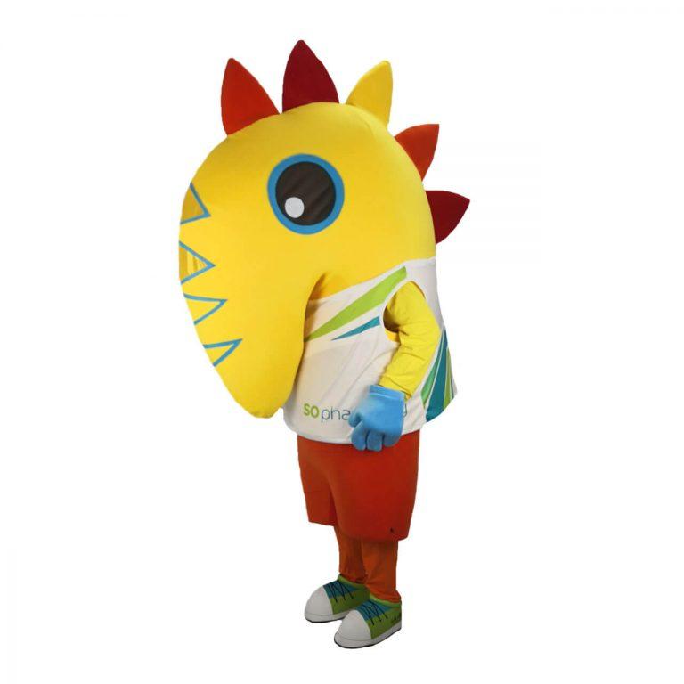 Маскот костюм Мравояд