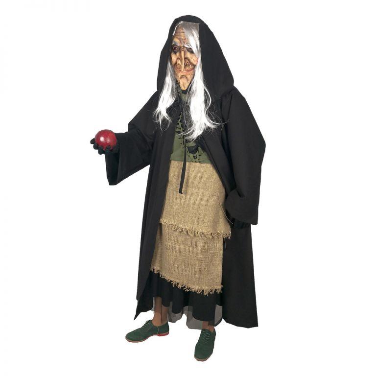 Дамски парти костюм Баба Яга