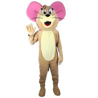 Маскот парти костюм Джери, Универсален размер