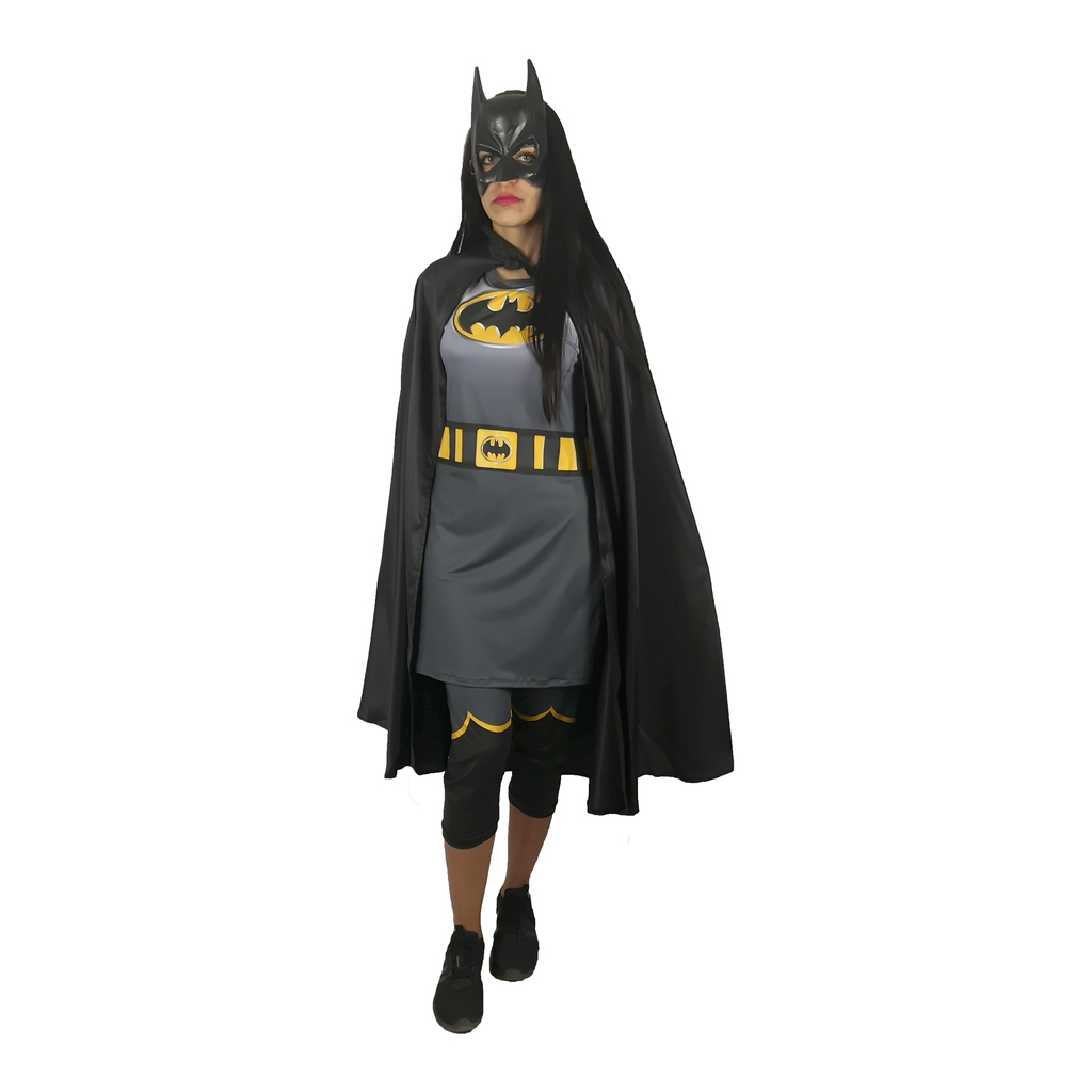 Дамски парти костюм на Батман