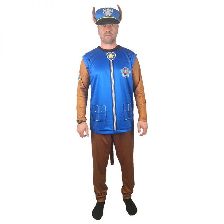 Мъжки парти костюм Чейз, Универсален размер