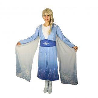 Дамски парти костюм на Елза