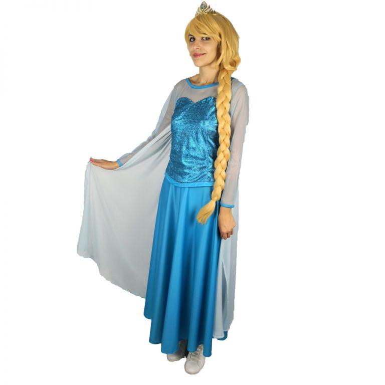 Дамски парти костюм Елза