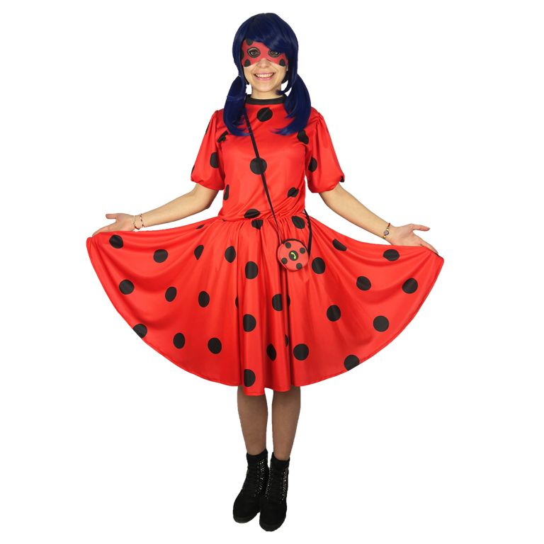 Дамски парти костюм Калинка рокля, Универсален размер