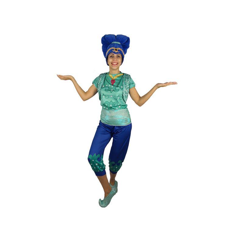 Дамски парти костюм Сияйница, Универсален размер