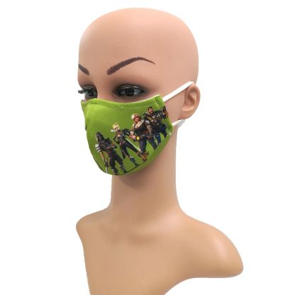 Многократна маска с филтър