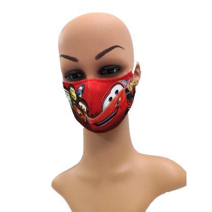 Многократна маска с филтър за деца