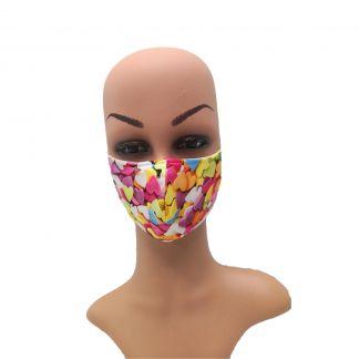 Многократна маска с филтър малък размер