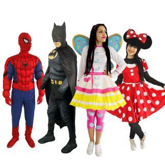 Парти костюми